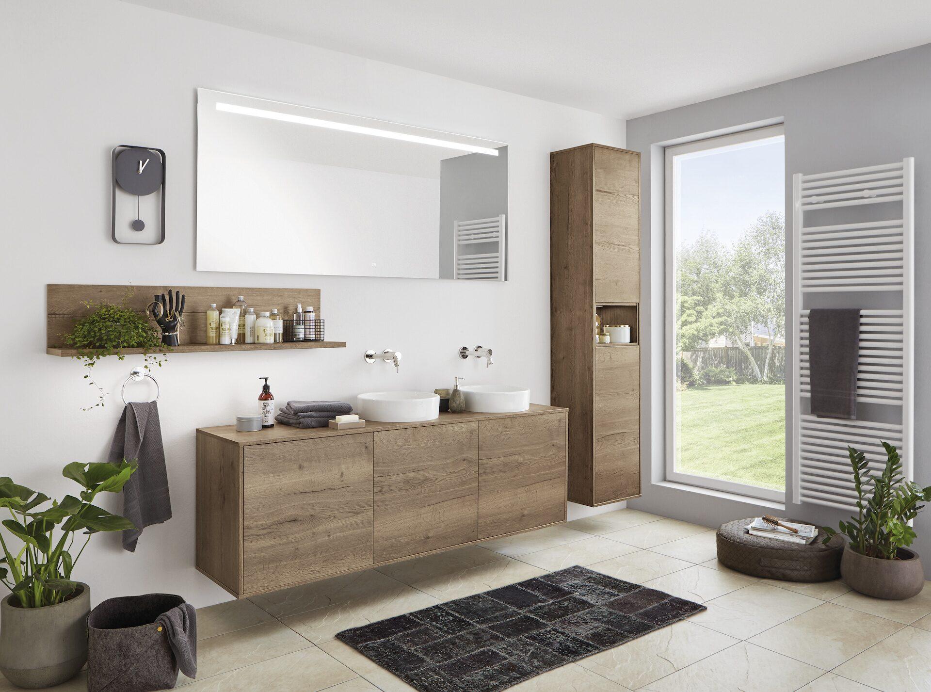 мебель для ванных комнат в современном и классическом стиле с